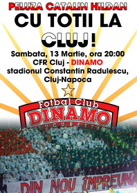 CFR Cluj - DINAMO 2010