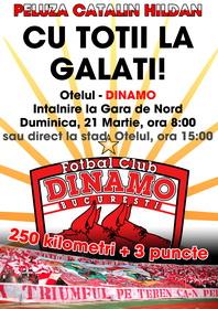 Otelul Galati - DINAMO 2010