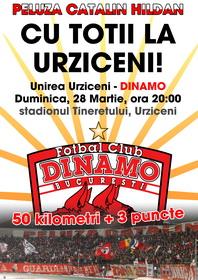 Unirea Urziceni - DINAMO 2010