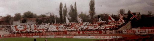 Coregrafie Dinamo ULTRAS